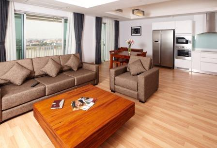 Russian Market | River View Full Serviced Apartment