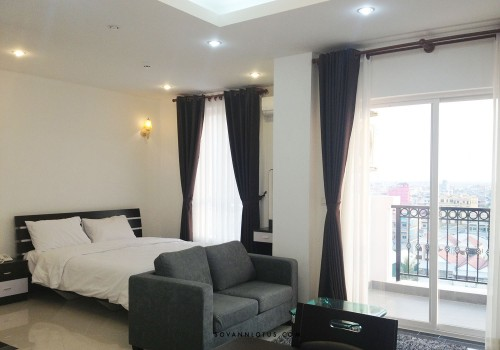 Daun Penh | Western Swimming Pool Serviced Apartments