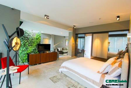 Chroy Changvar | 5th Floor 2 Bedroom Luxury Condo For Sale