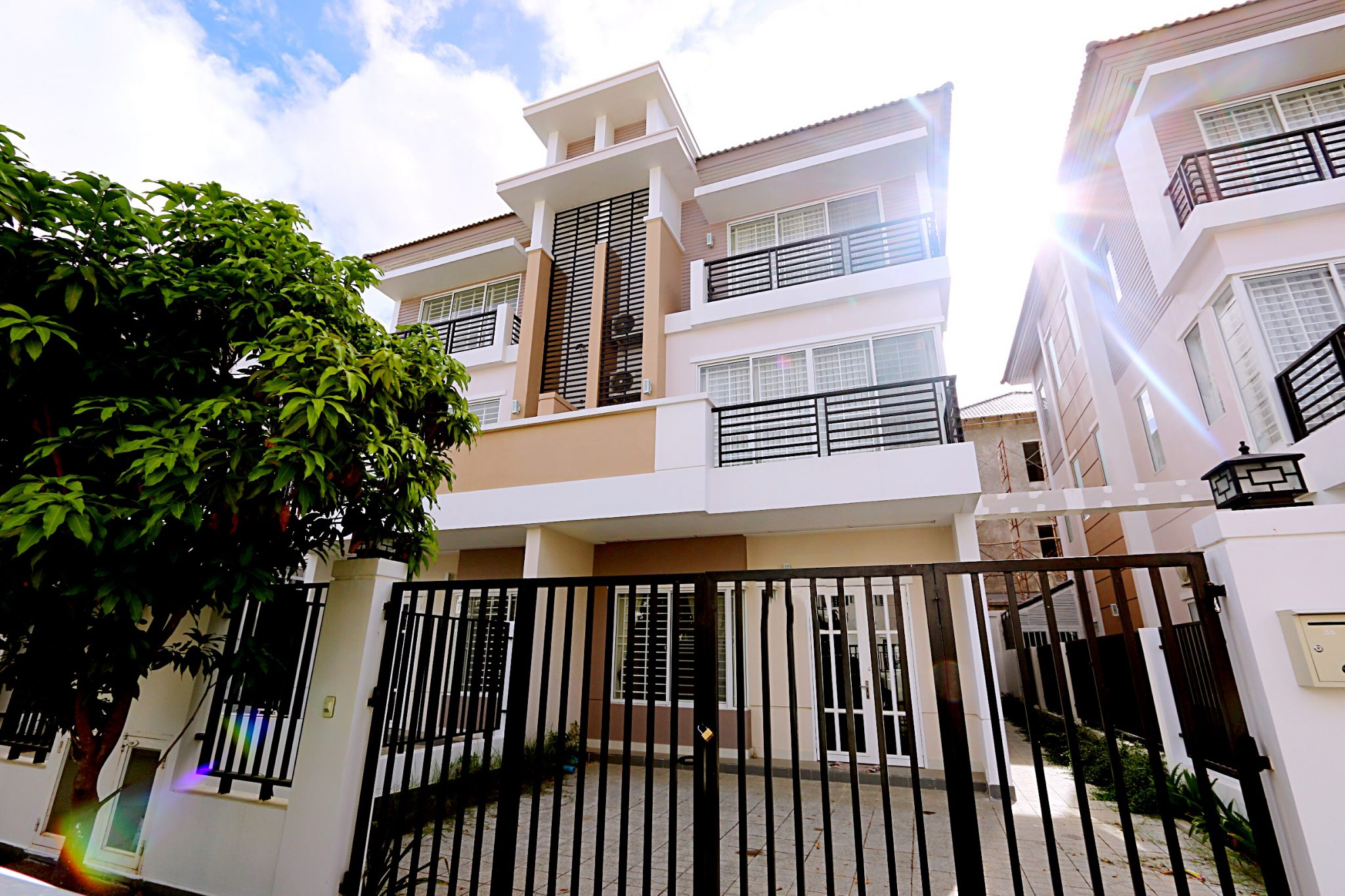 Phnom Penh | 4-Bedroom House @ Borey Peng Huoth, Chbar Ampov