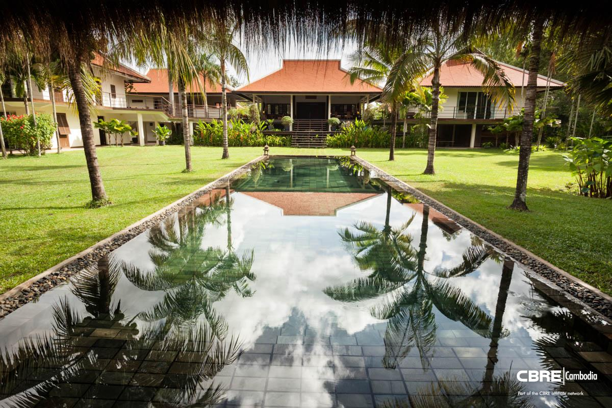 Ta Khmau | BEAUTIFUL KHMER VILLA WITH STUNNING DESIGN