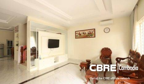 Fully Furnished 4 Bedroom Twin Villa For Rent High Tech Luxury