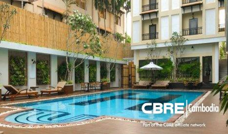 4-STARS HOTEL FOR SALE IN SIEM REAP