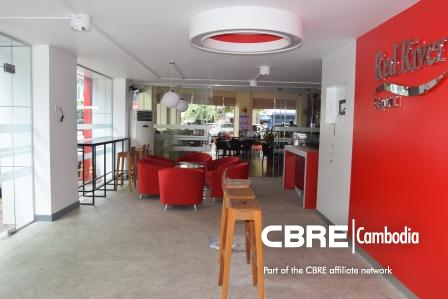 Toul Kork | Economical, Well Located Office Space on Monivong Blvd