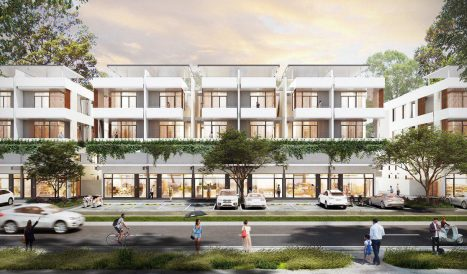 Shop-Houses for SALE in KMH Park