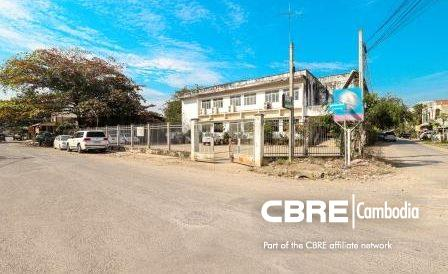 DEVELOPMENT LAND AND BUILDING FOR SALE IN BATTAMBANG