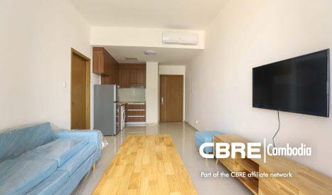Budget 1Bedroom for Rent at 7Makara