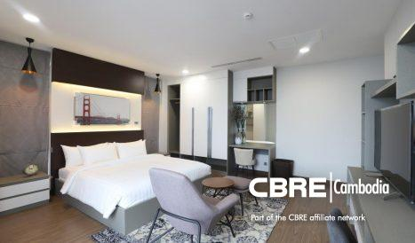 Modern 2 Bedroom for Rent at Urban Palace (BKK2)