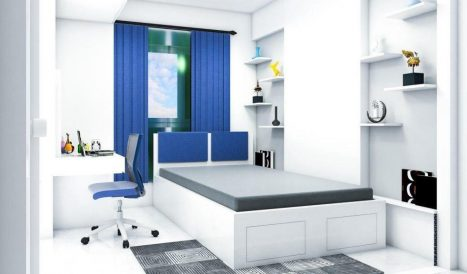 2 Bedrooms for sale at The Garden Residency Sensok