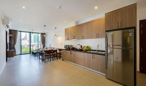 Brand New 3 Bedroom Serviced Apartments for Rent in BKK2
