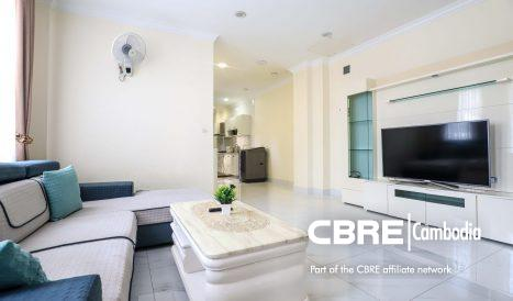 Charming 2 Bedrooms Serviced Apartments for Rent in Toul Kork