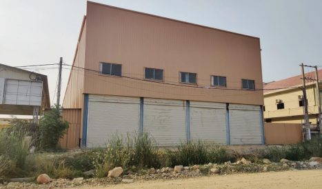 Warehouse for Rent at National Road 3, Chom Chao.