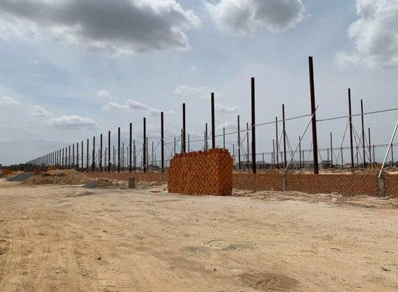 Por Sen Chey | Warehouse for rent at National Road 3, Kandal province