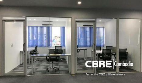 Flexible Co-working Space to lease