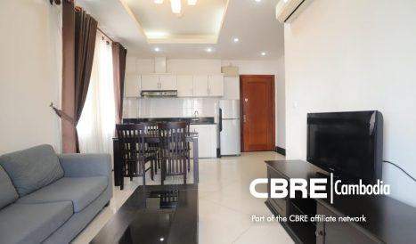 Affordable 2 Bedroom Serviced Apartment for Rent close to Russian Market