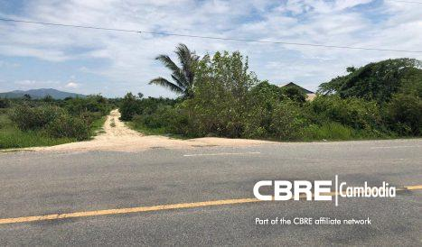 Land 94 Ha for sale along street 132