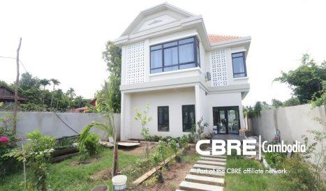 New Built Townhouse for sale in Prek Eng