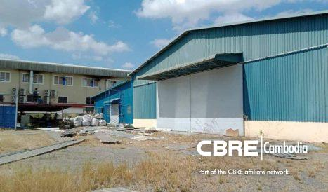 Income producing factory for sale at PPSEZ