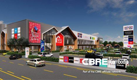 SCG Group's Design Village to Open First Outlet in Phnom Penh