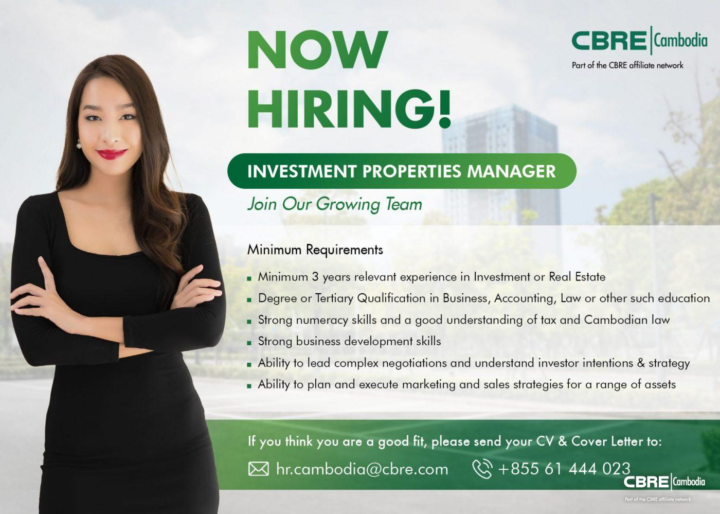 Investment Property Manager