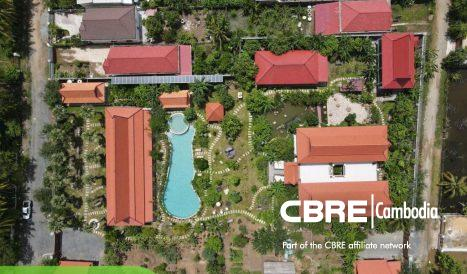 Large Private Residence For Sale in Prek Eng