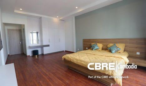 Convenient 2 Bedroom Serviced Apartment For Rent Close to Aeon Mall 1