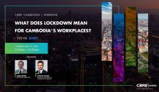 What does lockdown mean for Cambodia's workplaces