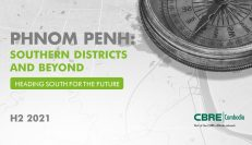 The Future of Phnom Penh - Southern Districts & Beyond
