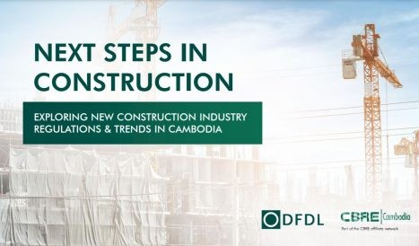 Next Steps in Construction
