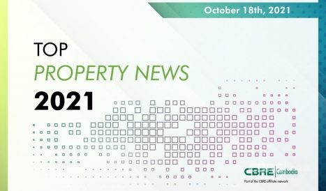 Weekly Property News Round-up, October 18th, 2021