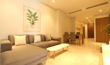 Comfortable 1 Bedroom for Rent at Tonle Bassac